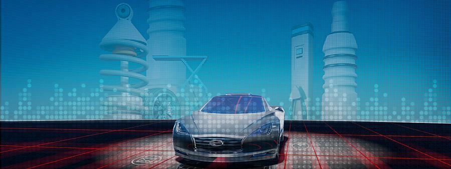 Key-Visual ACMA Automechanika New Delhi 2017