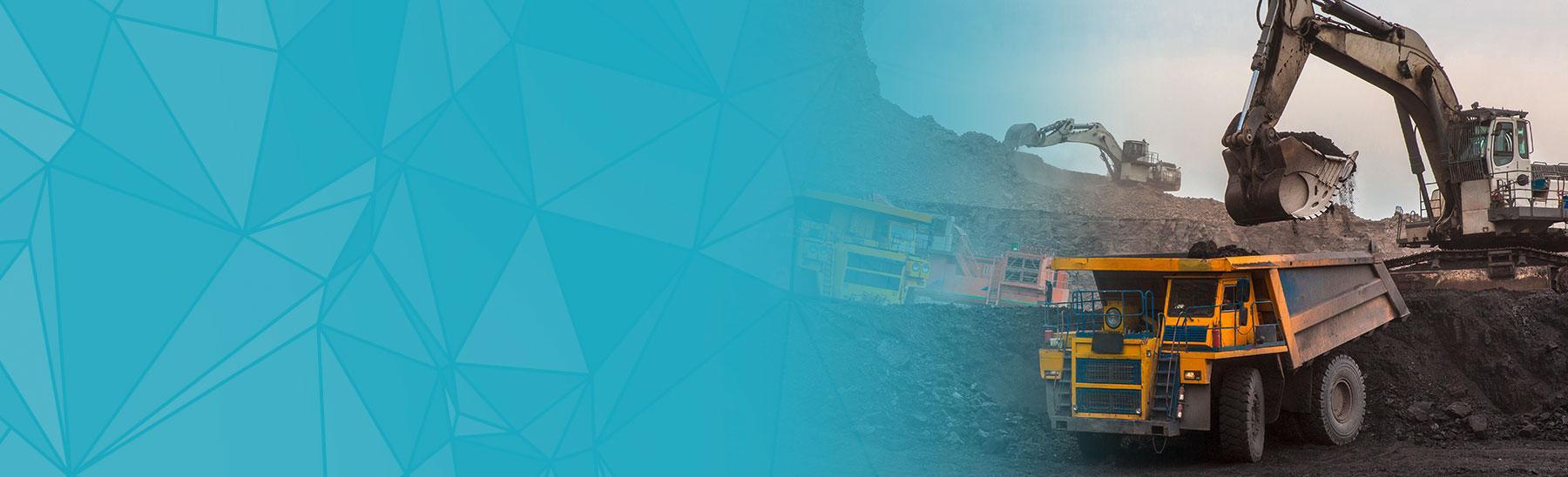 Key-Visual Ugol Rossii & Mining 2021