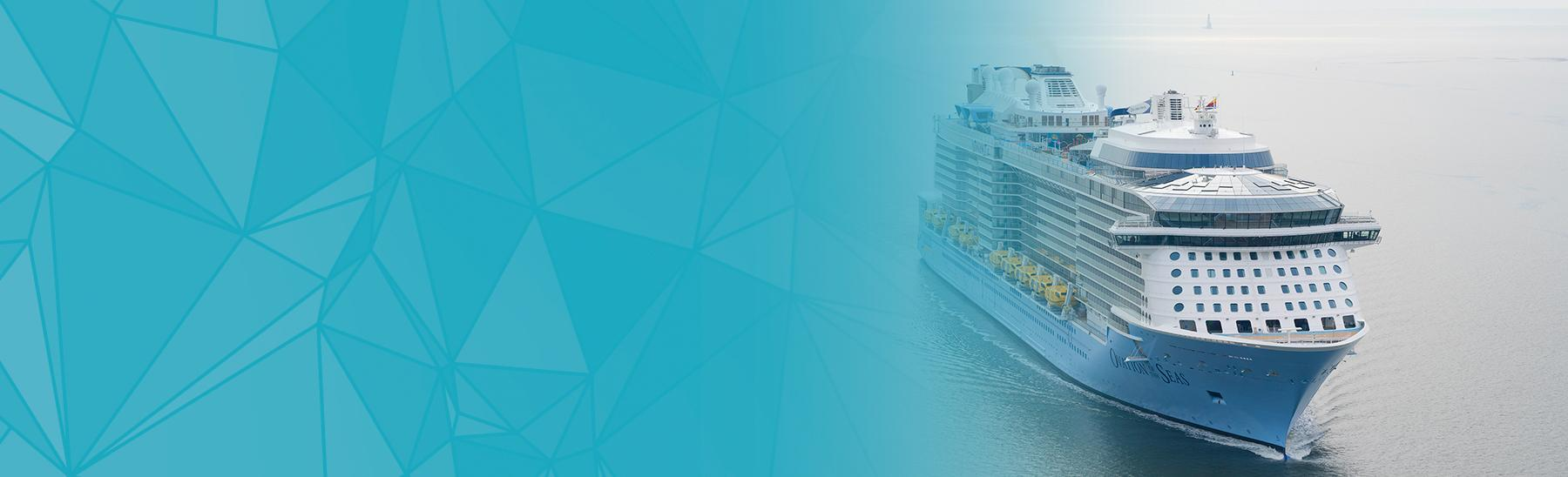Key-Visual Seatrade Cruise Global 2020